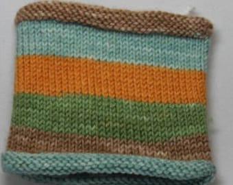 Ready to Ship Pumpkin Patch Self Striping Sock Yarn