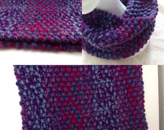 Hand knitted Cowl perfect mother's day gift