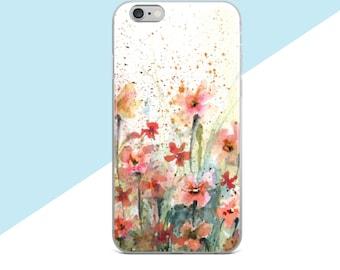 Samsung Galaxy S8 Case, Flower Phone Case, Samsung Galaxy S7 Case, iphone 7 Plus Case Floral, Floral Phone Case, Samsung Galaxy S8 Plus Case