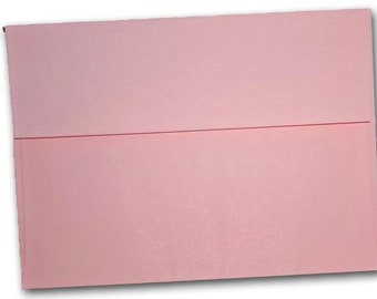 pink envelopes etsy
