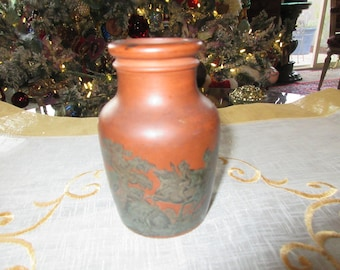 RED CLAY INK Bottle
