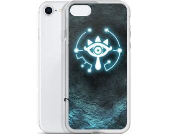 Sheikah Symbol iPhone Case - Legend of Zelda: Breath of the Wild