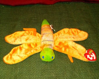 "Beanie Baby 2000 'Glow"" Lighting Bug Mint Condition"