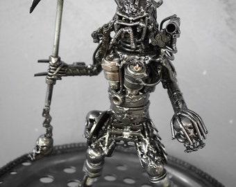 Mini Metal Hunter : Scythe (small item)