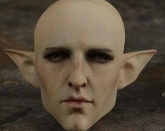 MODOLL - 1/3 Size Dragon Age Solas BJD Head