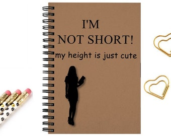 Funny quotes Journal notebook