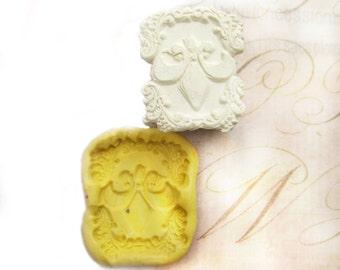 Textur, Form, flexible Silikonform, Push Mold, Lebensmittel Lieferungen Schimmel, Ton liefert Formen, # 60 s