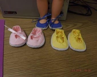 shoes for 18 in dolls
