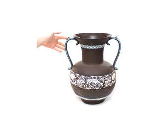 Monumental Greek Pot Hand Made