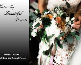 Naturally Beautiful Presets