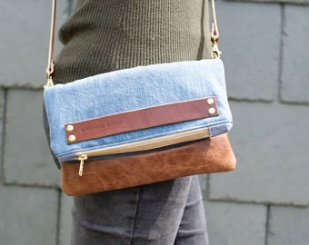 Leather bag, leather handbag, crossbody bag, shoulder bag, clutch bag, leather handbags, leather womans bag, boho bag, leather bag strap