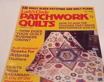 Patchwork Quilts  magazine