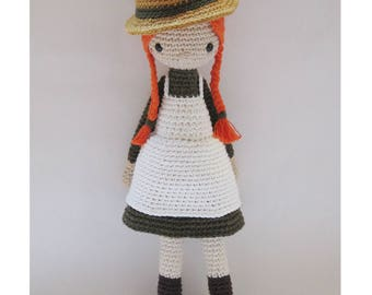 Anne of Green Gables - Crochet Pattern by {Amour Fou}