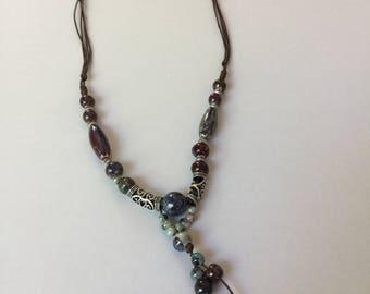 Native Necklace Fashion Style