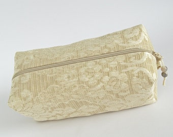 Toiletries Bag for Her, Cosmetics Organizer Business Trip Pouch READY TO SHIP