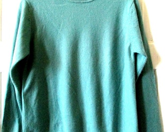 Cashmere Sweater, S - M
