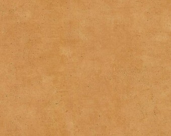 Textured Faux Plaster Wallpaper - Tan, Brown Terracotta, Black Fleck, Stucco - Old World, Rustic Country - By The Yard - KG8844 fl