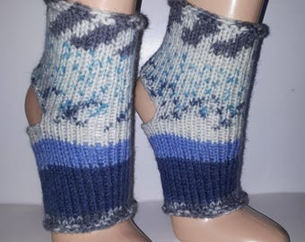 Flip Flop Socks, Athletic Socks, Yoga Socks, Dance Socks, Boho Socks, Pilates Socks, Toeless Socks, Grip Socks, Yoga Gift, Bare Socks, Gift
