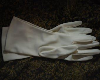 1960s, mint, white gloves, gloves, sale, vintage, formal