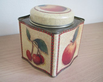 Guy Grumbridge Tin, Fruit Fresco Tin