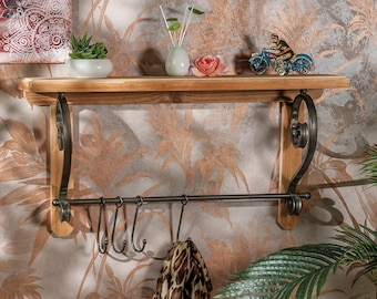Furniture, new clothes hanger art. 51720 Free delivery in Italy