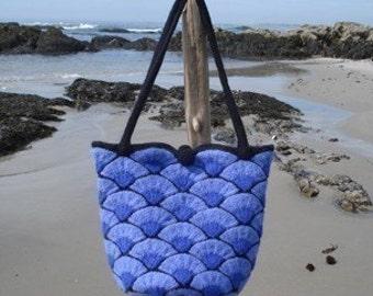 Bar Harbor Shell Bag - knit