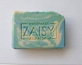Tropical Beach Soap, Fruity Hawaiian Scented Soap, Luxurious Spa Soap, Handmade, Skin Loving, Gifts For Her, Luxury Skin Care Essentials