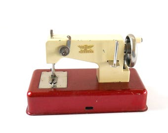 Vintage Casige Miniature Sewing Machine • Western Germany Sewing Machine
