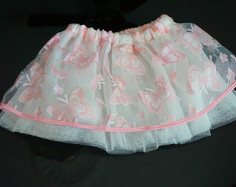Baby Butterfly Skirt