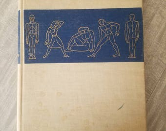 Anyone Can Draw art instruction hardcover. First edition c.1939
