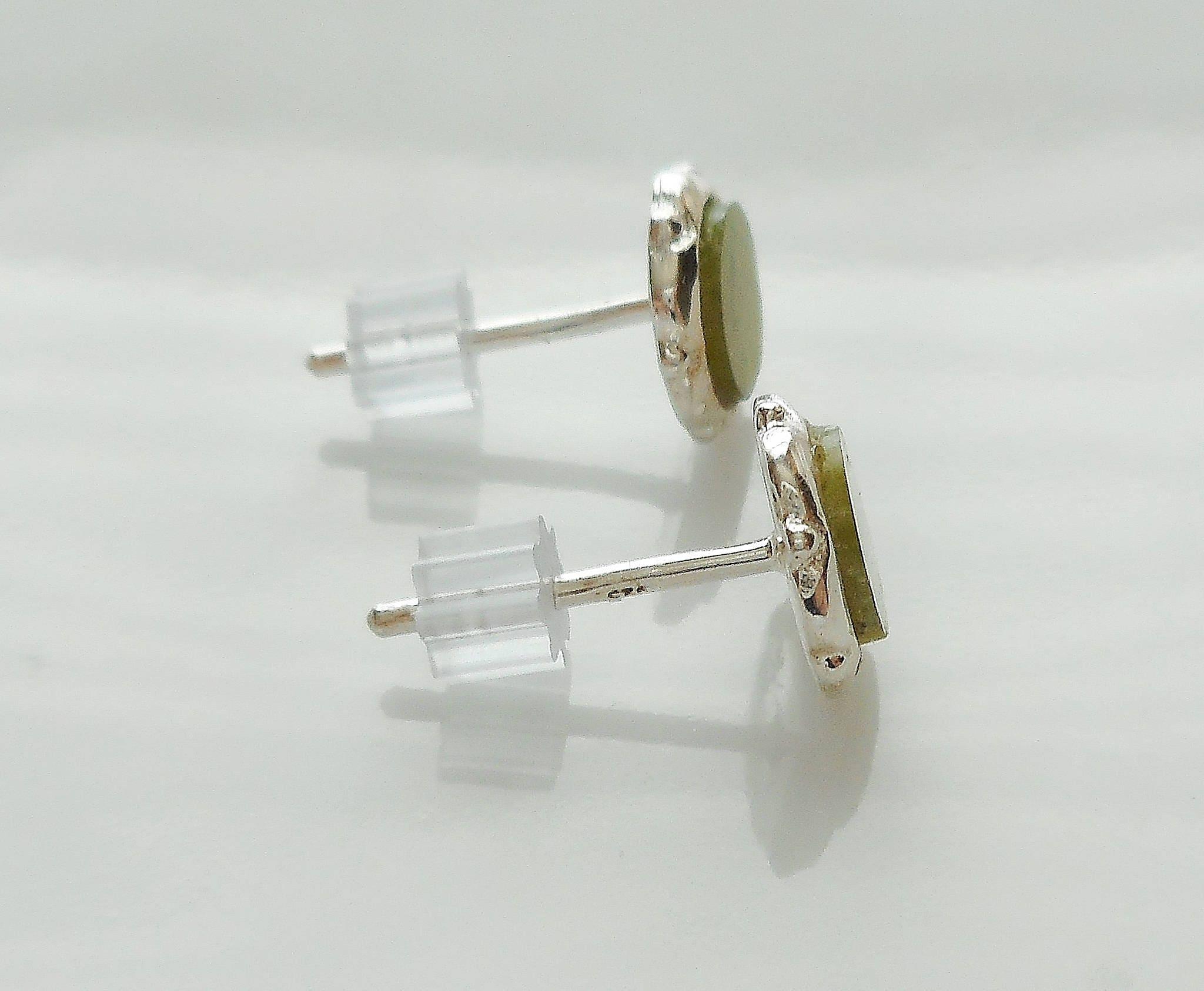 720 Clear Rubber (Plastic) Ear Wire Guards - Ear Nuts - Earring ...