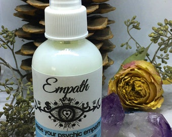 Rita's Empath Spiritual Mist Spray - Pagan, Hoodoo, Witchcraft, Juju, Magic