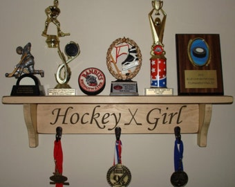 Hockey Gift,Hockey Girl,Hockey Decor,Hockey,Hockey Girl Gift,Hockey Gifts,Hockey Shelf,Hockey Bedroom,Hockey Trophy,Hockey Mom,Hockey Stick