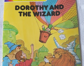 Dorothy and the Wizard