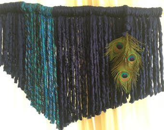 Royal Blue Wall Hanging