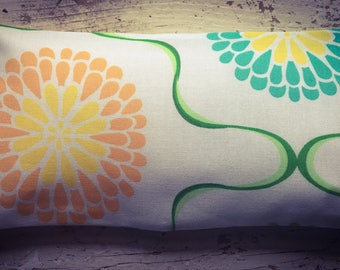 Eye Pillow - Heat Pad - Microwave Heat Pad - Yoga - Aromatherapy - Cold Therapy - Meditation - Sleep - Migraine Therapy - Ache - Pain