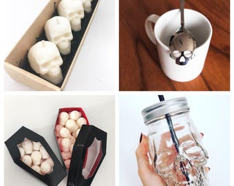 Skull Lover Gift Set