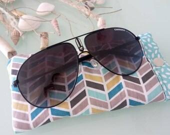 Eyeglass or Sunglass case
