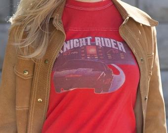Vintage Knight Rider Fan T-shirt