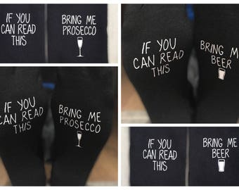 Personalised, novelty socks! Funny, gift, for all occasions, birthday, valentines, anniversary, mothers day, fathers day, for her, for him