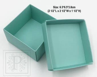 Tiffany blue boxes etsy 10 sets pearlised tiffany blue boxes wedding favor boxes baby shower favor boxes negle Images