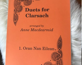 Duets for Clarsach