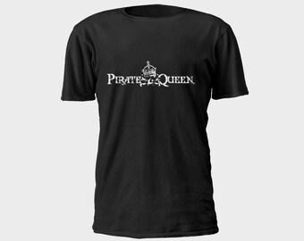 Mens Pirate T-Shirt - Pirate Queen