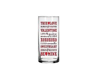 True Love Flower Vase