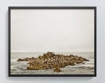 Lobos Rising (Big Sur, California), large photographic print
