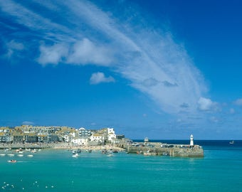 Landscape Photograph, Cornwall, St Ives, Beach