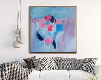 Abstract Wall Art, Abstract Art Print , Living Room Art, Large Wall Print, Abstract Giclee Print , Modern Art Abstract