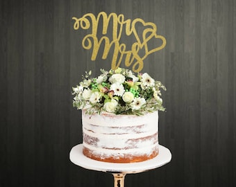 Mr & Mrs Cake Toppers / Wedding Cake Toppers / Mr Mrs Cake Toppers / Cake Toppers for Wedding / Wedding Cake Topper / Cake Toppers/ Toppers
