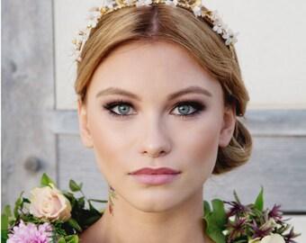 Bridal Tiara Boho Bride