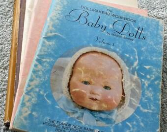 Dollmaker's Workbook books